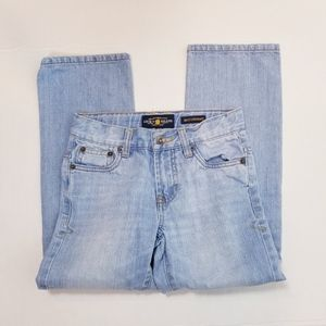 Lucky Brand Bill Straight Kids Size 8
